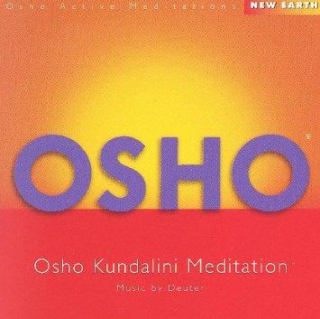 Kundalini-Meditations-CD: Beliebte Abendmeditation in vier Phasen. Meditations of Osho