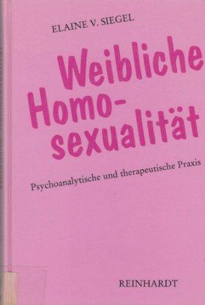 Weibliche Homosexualität